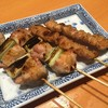 黒船 - 料理写真:ねぎま・ぼんじり