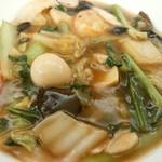 中華菜館 成都 - 料理写真:少し生姜の味がしたのかな!?