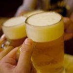 居酒屋 幸ちゃん - ビール