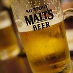 居酒屋 幸ちゃん - ビール180円