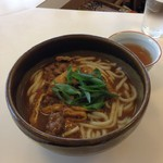 松吉 - 料理写真:カレーうどん