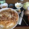 とんかつ げんき - 料理写真:メタボかつ丼【料理】