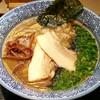 鶴嶺峰のにぼとん木村です - 料理写真:にぼとんらー麺 700円