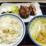 牛舌の店 多津よし - 並 牛タン定食