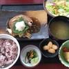 藍屋 - 料理写真:6/14 和風ハンバーグ定食