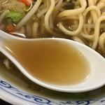 水明亭 - キレのある清湯スープ