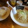 野方ホープ - 料理写真:野方ホープラーメンと半チャーハンセット