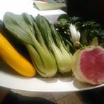 52247198 - 使用する柏産野菜たち