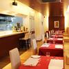 CHEZ・NAKA - 内観写真:オープンキッチンの活気を感じながら贅沢な時間を過しませんか?