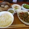 Bistro toku china - 料理写真:ランチ 色々野菜のチンジャオロース 豆鼓風味