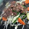 レストランかねひろ - 料理写真:ジンギスカン
