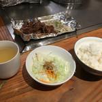 52253789 - 【ランパス神戸東⑧】の、コロコロステーキセット