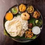 ティラガ - 南インド・ターリーセット