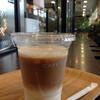 カフェ ブリッコ - ドリンク写真:アイスカフェラテ 230円