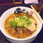 麺屋あごすけ - 旨塩鶏麺