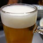 万十屋 - ビール