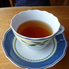 Cream Tea - ドリンク写真:夫は秋摘みダージリン