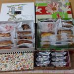 ツマガリ - 焼き菓子とクッキーの詰め合わせ山王坂、ツマガリ夏のおすすめセット、レーズンサンド