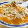 味の三平 - 料理写真:鉄火麺(中辛