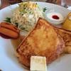 カフェドモモ - 料理写真:フレンチトースト