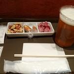 シックスワンハーフ - 夏祭りビールセット 1000円
