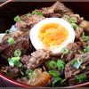 梗絲 - 料理写真:飛騨牛とろすじ丼