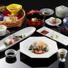 観山荘本館 - 料理写真:ステーキ昼膳