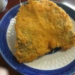 魚料理 ホノルル食堂 - アジフライ単品 400円