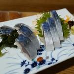 夷川 燕楽 - しめ鯖
