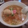 TETSU - 料理写真:中華そば(750円)+味玉(クーポン)