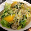 ミヤビ - 料理写真:タンメン700円