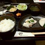 焼き肉 和み - ホルモン定食 950円