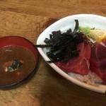 52309209 - マグロ山かけ丼(¥900)