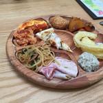 PaPa ビアレストラン - 料理写真:2016.6. ランチで