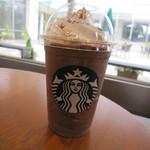 スターバックスコーヒー - ドリンク写真:ダークモカチップフラペチーノ♪