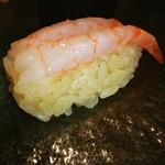 阿部寿司 - 酢飯は赤酢 (´ж`