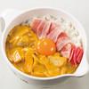 道とん堀 - 料理写真:カレーライス玉(目玉焼きのっけ)