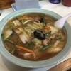 一元  - 料理写真:野菜たっぷりあんかけラーメン