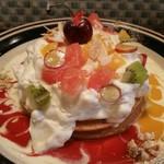 52339160 - フルーツパンケーキ