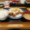 牛心 - 料理写真:チキン南蛮定食 \670