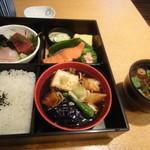 魚こばやし - お弁当(1800円)
