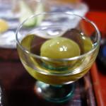 高城庵 - 梅酒(高城庵セット)