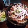 マンジャ マンジャ - 料理写真:ビーフステーキ丼(税込918円)
