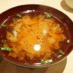 すぎ田 - 豚汁(200円)