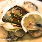 すしざんまい - 2016 岩牡蠣