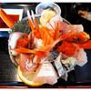 楽味亭さざえ - 料理写真:「海鮮丼」(2016.04)