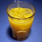アスク ア ジラフ - オレンジ≪After Drink≫(ランチメニューに付いているドリンク)
