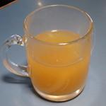 アスク ア ジラフ - ビーフハヤシライスw/サラダ≪スープ付≫(味噌汁)