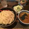 三田製麺所 - 料理写真:つけ麺 中 + ちょこっと野菜