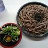 松屋 - 料理写真:ざるそば(大)380円